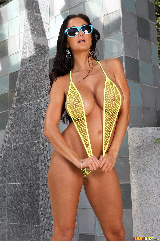 bikini riot nude