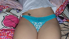 Dawn Avril in a variety of panties.
