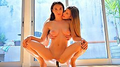 Lana and Stella in some fun on FTV Girls.