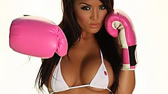 Club Justene Jaro and her friend are the knockout sisters.