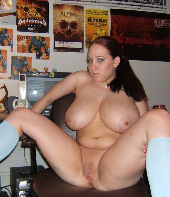 image Chubby bbw gf with glasses loves to ride cock and cum1